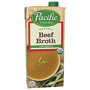 Pacific Foods Organic Low Sodium Beef Broth