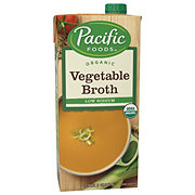 Pacific Foods Organic Low Sodium Vegetable Broth