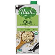 Pacific Foods Organic Oat Non-Dairy Vanilla Beverage