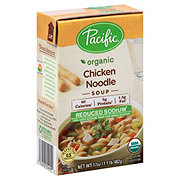 Pacific Foods Organic Reduced Sodium Chicken Noodle Soup