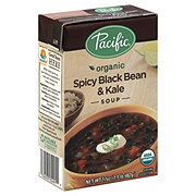 Pacific Foods Organic Spicy Black Bean & Kale Soup