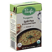 Pacific Foods Organic Split Pea & Uncured Ham Soup