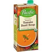Pacific Foods Organic Vegan Creamy Tomato Basil Soup