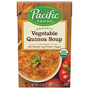 Pacific Foods Organic Vegetable Quinoa Soup