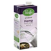 Pacific Foods Vanilla Hemp Milk All Natural Non-Dairy Beverage