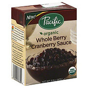 Pacific Foods Whole Berry Cranberry Sauce