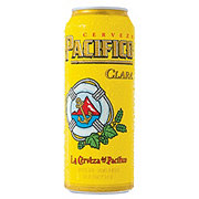 Pacifico Clara Beer Can