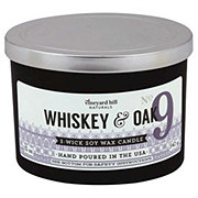 Paddywax Oak And whiskey Candle