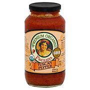 Paesana Organic Tuscan Pepper Pasta Sauce