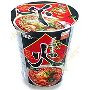Paldo Hot & Spicy Noodle Soup