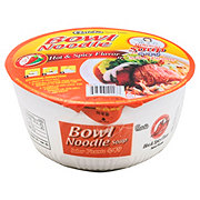 Paldo Hot and Spicy Instant Noodle Soup