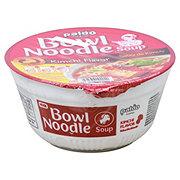 Paldo Instant Kimchi Flavor Noodle Soup Bowl