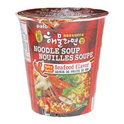 Paldo Noodle Soup with Spicy Seafood Flavor