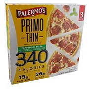 Palermo's Primo Thin Pepperoni Pizza 3 Pack
