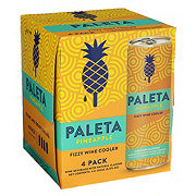 Paleta Pineapple Fizzy Wine Coolers 8.5 oz Cans