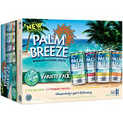 Palm Breeze 12 oz Cans Variety Pack