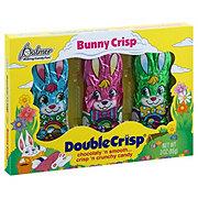 Palmer Bunny Crisp, Double Crisp Chocolate Bunnies