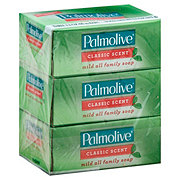 Palmolive Mild All Family Classic Scent Soap Bars