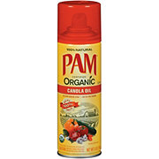 Pam Organic No-Stick Canola Oil Cooking Spray