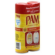 Pam Original No-Stick Cooking Spray Value Pack