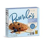 Pamela's Oat Blueberry Lemon Whenever Bars