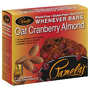 Pamela's Oat Cranberry Almond Whenever Bars