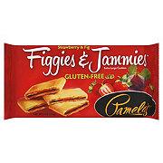 Pamelas Figgies & Jammies Strawberry Fig Bars