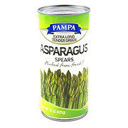 Pampa Extra Long Tender Green Asparagus Spears