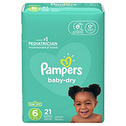 Pampers Baby-Dry Diaper 21 ct