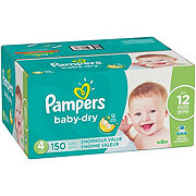 Pampers Baby Dry Diapers 150 ct