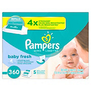 Pampers Baby Fresh Wipes Refills
