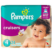 Pampers Cruisers Diapers 24 ct
