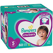 Pampers Cruisers Diapers 60 ct