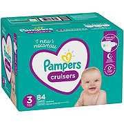 Pampers Cruisers Diapers 84 ct