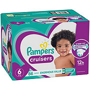 Pampers Cruisers Diapers 86 ct