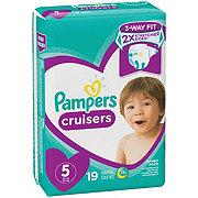 Pampers Cruisers Jumbo 19 ct