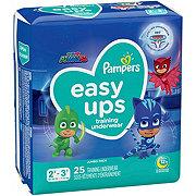 Pampers Easy Ups Boy Training Underwear 2T/3T