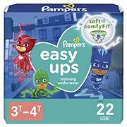 Pampers Easy Ups Boy Training Underwear 3T/4T