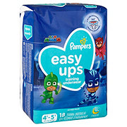 Pampers Easy Ups Boys Training Underwear 18 pk