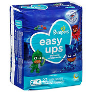 Pampers Easy Ups Boys Training Underwear 22 pk