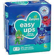 Pampers Easy Ups Boys Training Underwear 25 pk