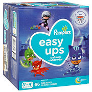 Pampers Easy Ups Boys Training Underwear 66 pk