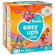 Pampers Easy Ups Girls Training Underwear 66 pk