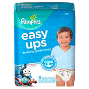Pampers Easy Ups Training Underwear Boys 19 ct
