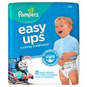 Pampers Easy Ups Training Underwear Boys 23 pk