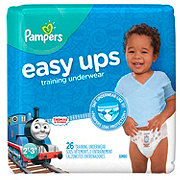 Pampers Easy Ups Training Underwear Boys 26 ct