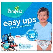 Pampers Easy Ups Training Underwear Boys 60 pk