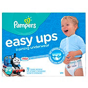 Pampers Easy Ups Training Underwear Boys 72 pk