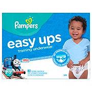 Pampers Easy Ups Training Underwear Boys 80 pk
