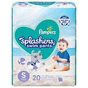 Pampers Splashers, 20 ct
